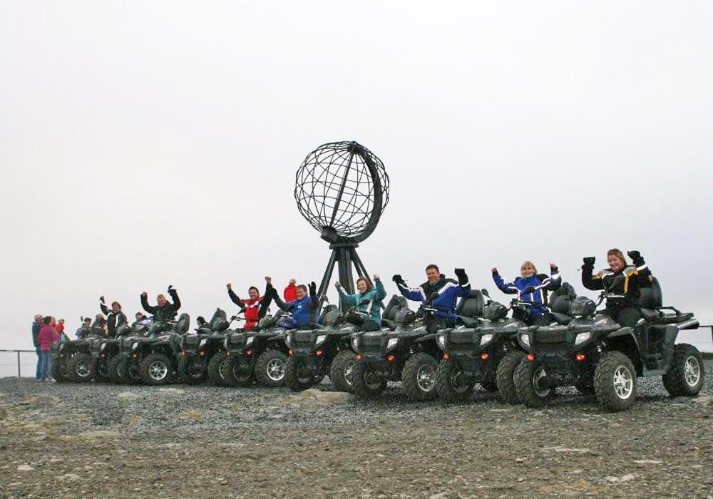 ATV-safarier bidrar til aktivitet året rundt for reiselivsaktører