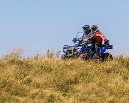 Færre ATV-ulykker med personskader